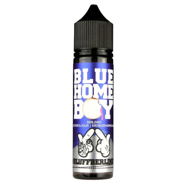 GANGGANG Blue Home Boy #Bluffberliner Aroma - 20ml