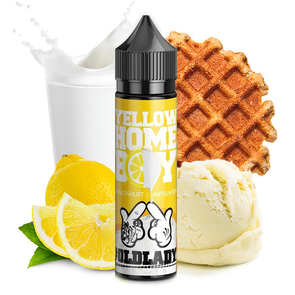 GANGGANG Oldlady Yellow Homeboy Aroma - 20ml