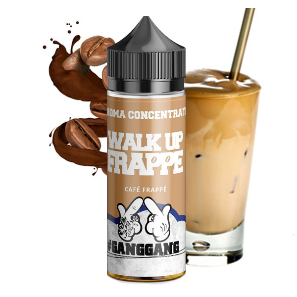 GANGGANG Walk up Frappe Aroma - 20ml