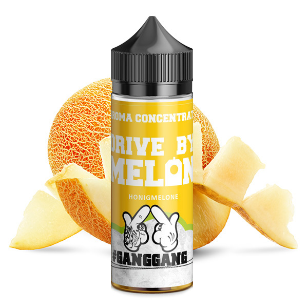 GANGGANG Drive by Melon Ice Aroma - 20ml
