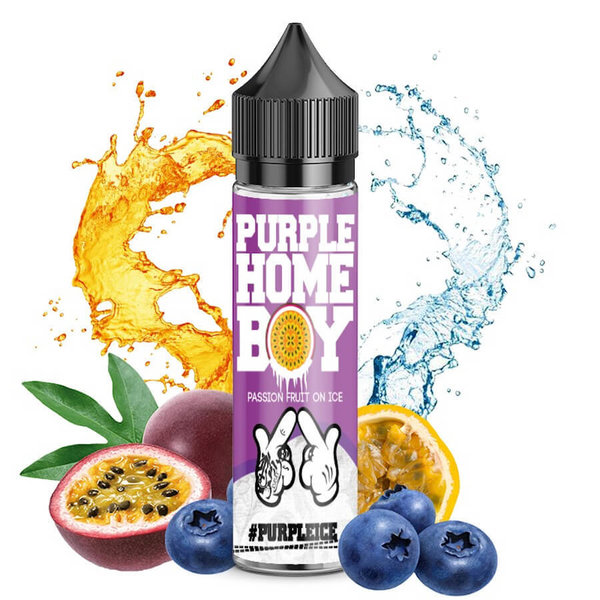 GANGGANG Purple Home Boy Aroma - 20ml