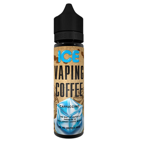 Vaping Coffee Cappuccino ICE - 50ml