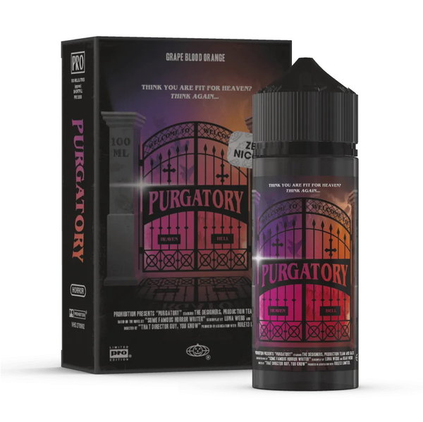 The Purgatory - Afterlife Liquid 100ml 0mg