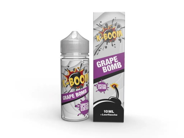 Grape Bomb - K-Boom 2020 Aroma 10ml
